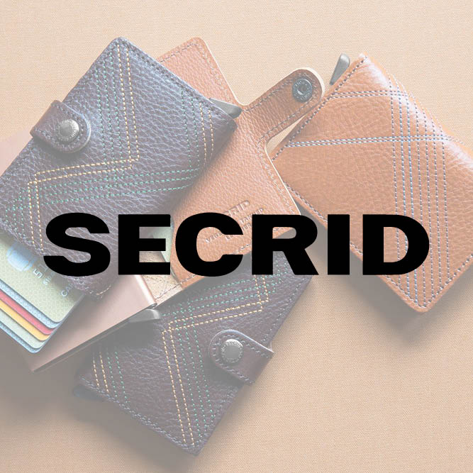 secrid wallet logo