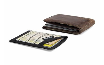 The Flowfold Sailcloth Wallet Review