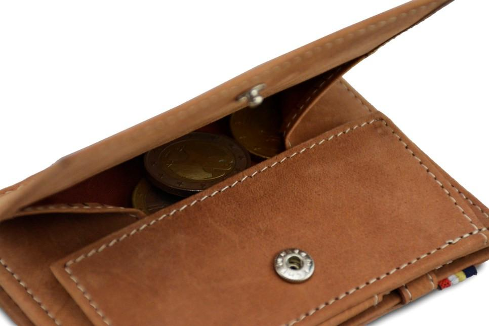 garzini magic coin wallet
