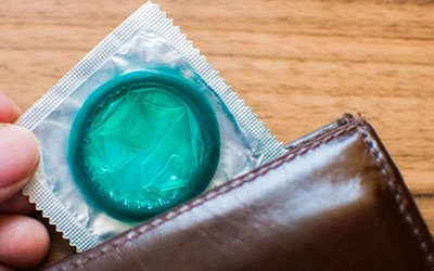 Should I Carry a Condom in my Wallet?