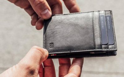 Garzini Essenziale Magic Wallet Review