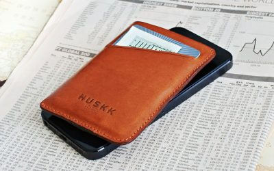 Huskk Card Sleeve Wallet Review