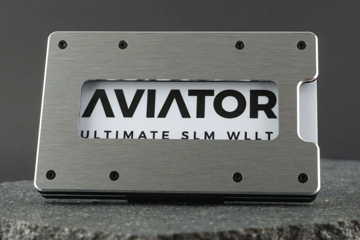 aviator-slim-wallet
