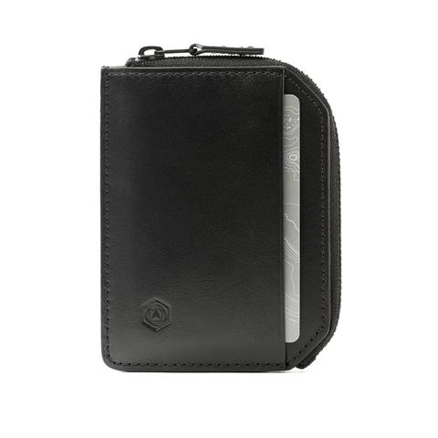 Capsule accomplice wallet black