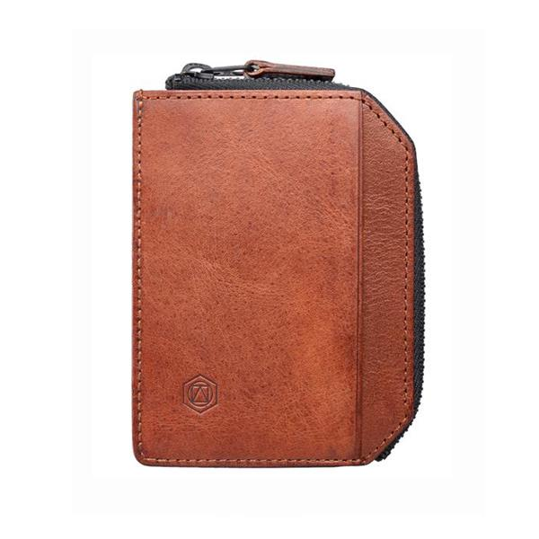 Capsule accomplice wallet brown