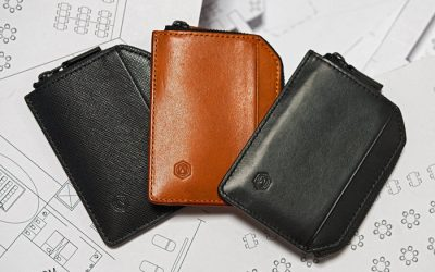 The Capsule Accomplice Wallet Review