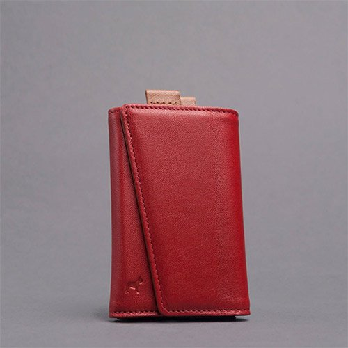 Frenchie-Speed-Wallet-Red