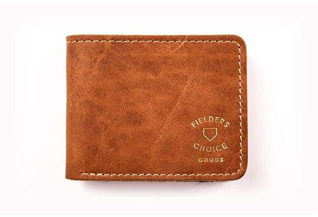 Baseball-Leather-Glove-Wallet