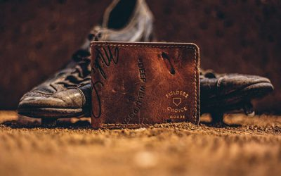 Baseball Glove Wallet Review