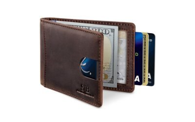 Serman Brands 1.0 Wallet Review