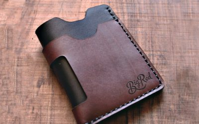 Big Red Beard Wallet Review