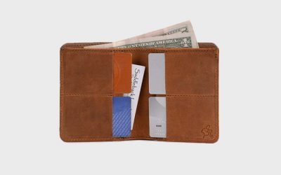 Saddleback Leather Wallet Review