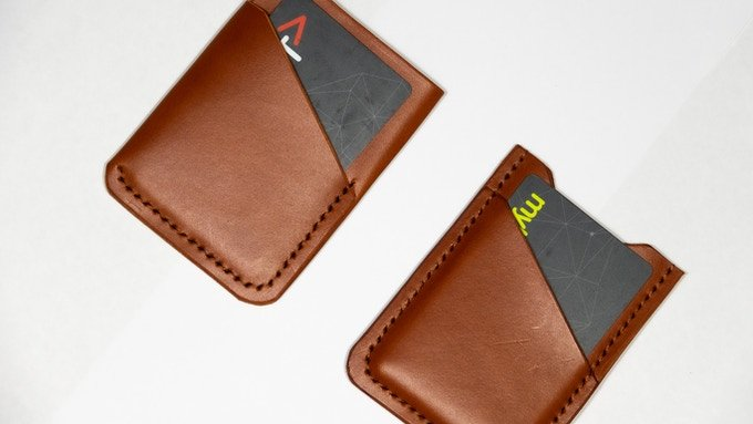 Wentworth Leather Wallet