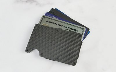 Touch Carbon Wallet Review