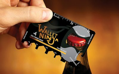 Wallet Ninja Multi-Tool Review