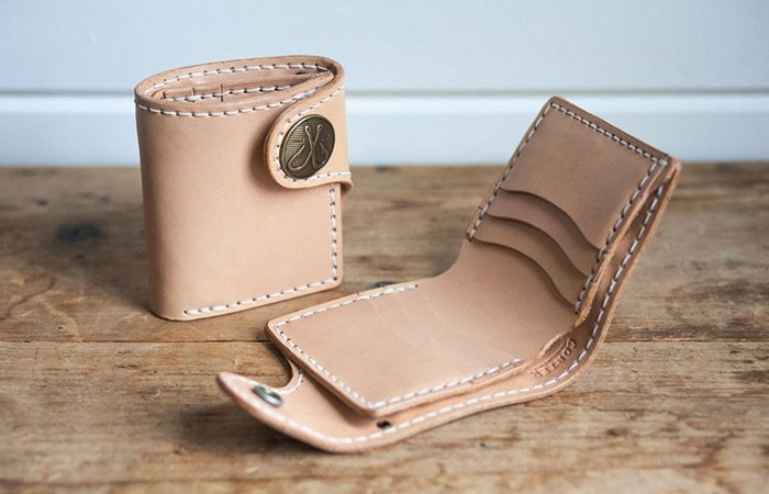 Corter-Leather-Snap-Wallet