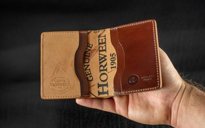 Ashland Shell Cordovan Wallet Review
