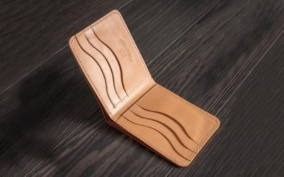 Oak and Honey Wallet Review
