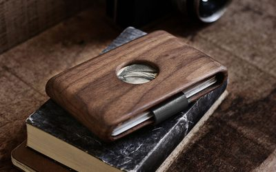 Haydanhuya Wood Wallet Review