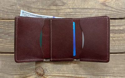 North Star Leather Wallet Review