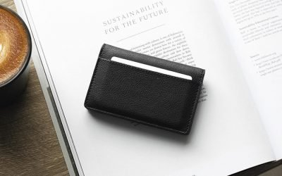 The Best Vegan Leather Wallets