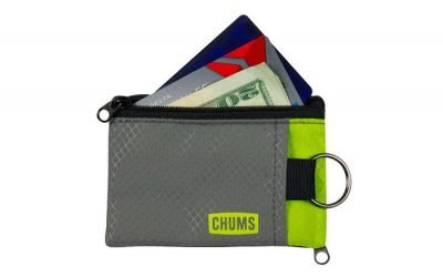 Chums Surfshorts Wallet Review