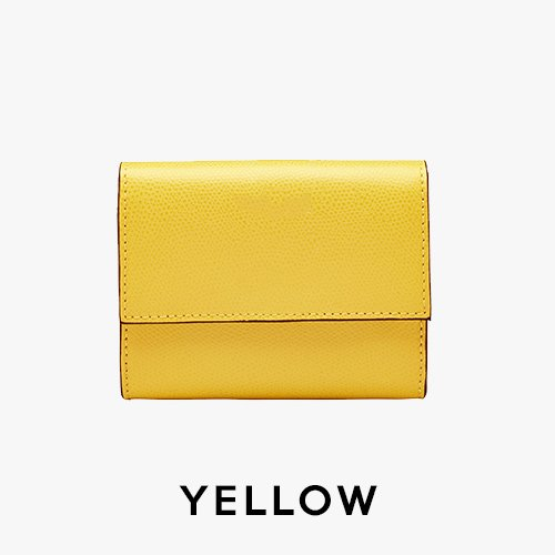 Yellow-Wallet