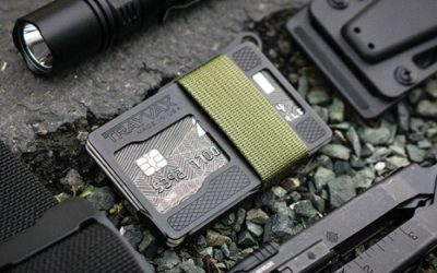 Trayvax Armored Summit Wallet Review