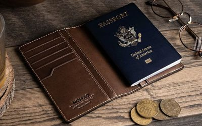 Nomad Passport Wallet Review