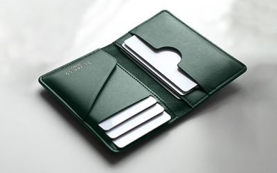 Oliver Co. Premium Compact Wallet Review