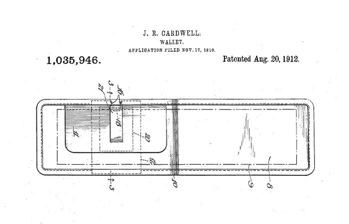 Classic-wallet-patent