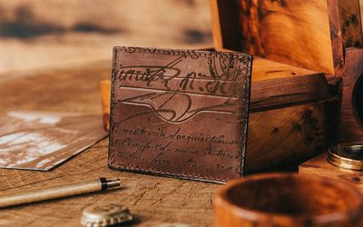 How to Shrink a Leather Wallet