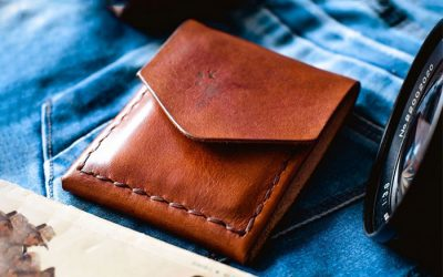 JJ Leathersmith Lucais Wallet Review